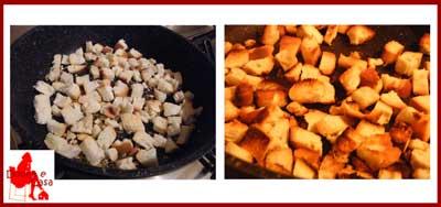 Crostini tostati