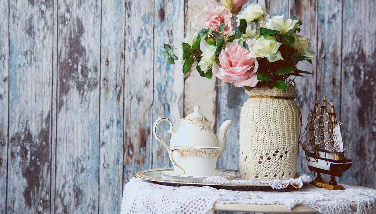 Fai da te donna e casa - Decorazioni vintage ...